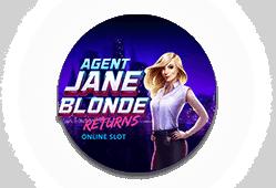 Microgaming Agent Jane Blonde Returns logo