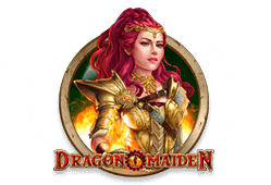 Microgaming Dragon Maiden logo