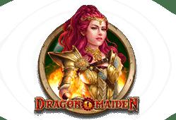 Microgaming Dragon Maiden logo