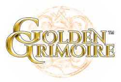 Netent Golden Grimoire logo