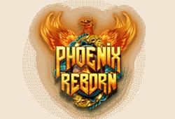 Play'n GO - Phoenix Reborn slot logo