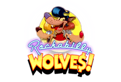 Microgaming Rockabilly Wolves logo