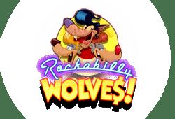 Microgaming Rockabilly Wolves logo