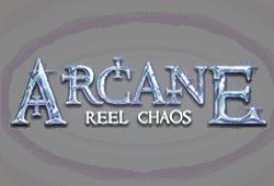 Netent Arcane: Reel Chaos logo