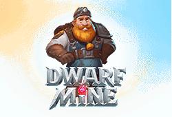 Yggdrasil - Dwarf Mine slot logo