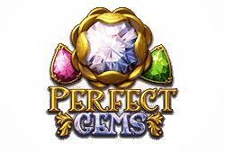 Play'n GO - Perfect Gems slot logo