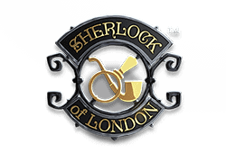 Microgaming Sherlock of London logo