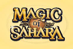 Microgaming Magic of Sahara logo