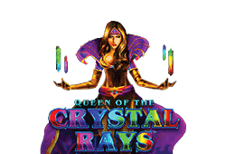 Microgaming Queen of the Crystal Rays logo