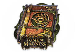 Play'n GO - Rich Wilde and the Tome of Madness slot logo