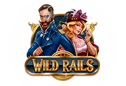 Play'n GO Wild Rails logo