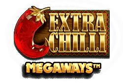 Big Time Gaming - Extra Chilli slot logo