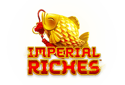 Netent - Imperial Riches slot logo