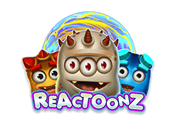 Play'n GO Reactoonz logo