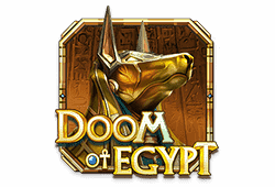 Play'n GO Doom of Egypt logo