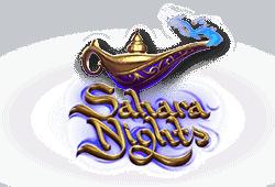Yggdrasil Sahara Nights logo