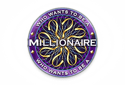 Big Time Gaming Who Wants to Be a Millionaire logo