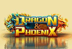 Betsoft - Dragon & Phoenix slot logo