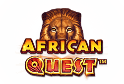 Microgaming - African Quest slot logo