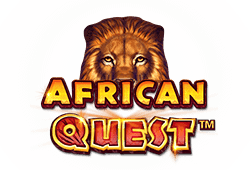 Microgaming African Quest logo