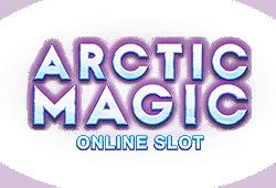 Microgaming - Arctic Magic slot logo
