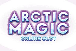 Microgaming Arctic Magic logo