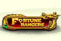Netent - Fortune Rangers slot logo