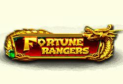 Netent Fortune Rangers logo