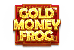 Netent Play Gold Money Frog bitcoin slot logo