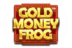 Netent Play Gold Money Frog bitcoin slot logo