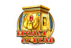 Play'n GO Legacy of Dead logo