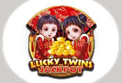 Microgaming Lucky Twins Jackpot logo