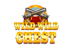 Red tiger gaming Wild Wild Chest logo