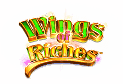 Netent Wings of Riches logo