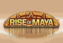 Netent Rise of Maya logo