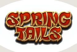 Betsoft Spring Tails logo