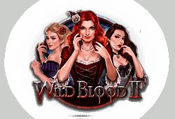 Play'n GO - Wild Blood 2 slot logo