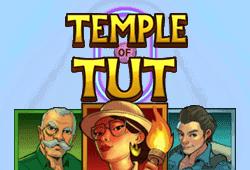 JFTW - Temple of Tut slot logo