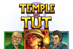 Play Temple of Tut bitcoin slot for free