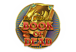 Play'n GO - Book of Dead slot logo