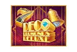 JFTW Deco Diamonds Deluxe logo