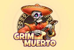 Play'n GO Grim Muerto logo