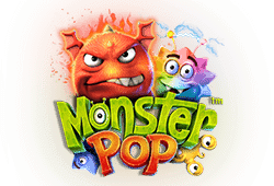 Betsoft Monster Pop logo