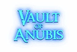 Red tiger gaming - Vault of Anubis slot logo