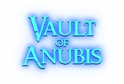 Red tiger gaming Vault of Anubis logo