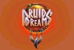 Netent - Druids' Dream slot logo