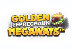 Red tiger gaming - Golden Leprechaun slot logo