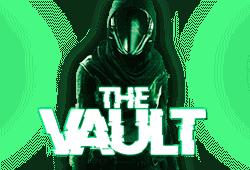 Microgaming - The Vault slot logo