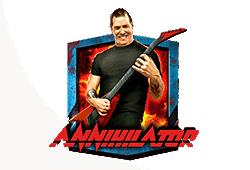 Play'n GO - Annihilator slot logo