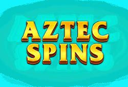 Red tiger gaming - Aztec Spins slot logo